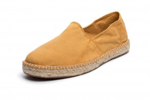 Espadrile Natural World, model Camping, Lino