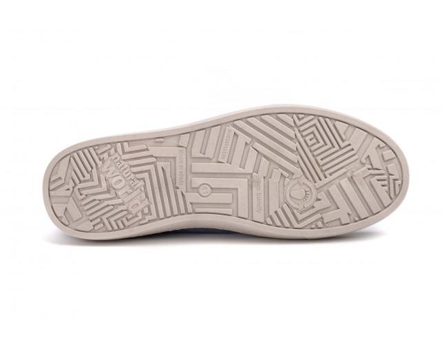 Pantofi Natural World, model BASKET 6602, Teracota Wine aspect stone-washed