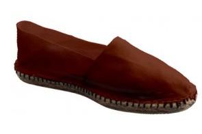Espadrile Gaelle Uni Ciocolata